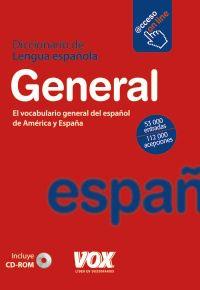 Diccionario Español General (+cd-rom) - Aa. Vv.