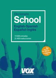 Dicc. School Eng / Spa - Esp / Ing - Aa. Vv.