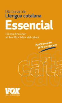 Dicc. Essencial De La Llengua Catalana - Aa. Vv.