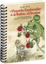 El pequeños explorador de arboles y arbustos - Aa. Vv.