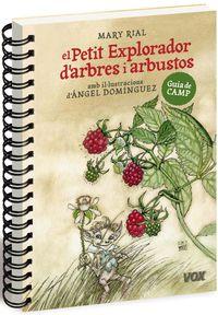 Petit Explorador D'arbres I Arbustos - Aa. Vv.