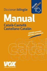Dicc. Manual Cat / Esp - Esp / Cat - Aa. Vv.
