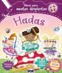 Hadas - Larousse - Aa. Vv.  /  Helen   Poole (il. )  /  Jessica   Brandley (il. )