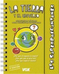 Los  superpreguntones  -  La Tierra - Francisco  Rojas Garcia (il. )