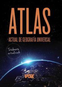 Atlas Actual De Geografia Universal - Aa. Vv.