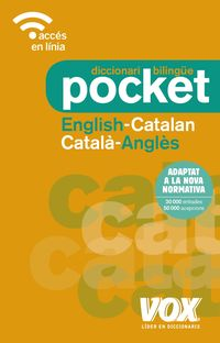 DICCIONARI POCKET ENGLISH / CATALAN - CATALA / ANGLES
