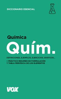 DICCIONARIO ESENCIAL DE QUIMICA