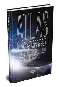 Atlas Actual De Geografia Universal Vox - Vox Editorial