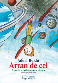 ARRAN DE CEL - APUNTS D'ASTRONOMIA BASICA
