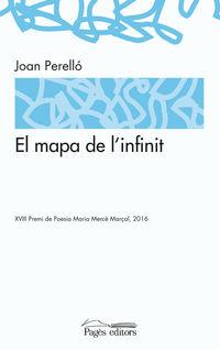 El mapa de l'infinit - Joan Perello