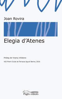 Elegia D'atenes - Joan Rovira