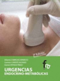 URGENCIAS ENDOCRINO-METABOLICAS