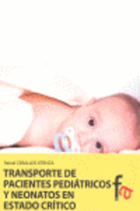 TRANSPORTE DE PACIENTES PEDIATRICOS Y NEONATOS EN ESTADO CRITICO