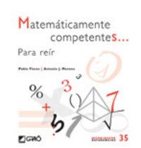MATEMATICAMENTE COMPETENTES. .. INCLUSO PARA REIR