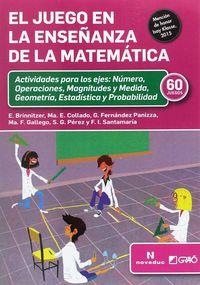 El juego de la enseñanza de la matematica - E. Brinnitzer