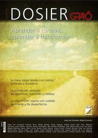 APRENDER A CONVIVIR, APRENDER A TRANSFORMAR