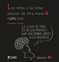 NIÑOS Y LAS NIÑAS PIENSAN DE OTRA MANERA, LOS