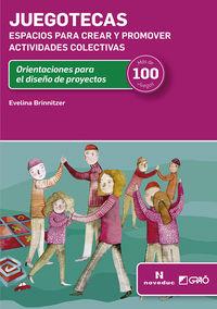 JUEGOTECAS - ESPACIOS PARA CREAR Y PROMOVER ACTIVIDADES COLECTIVAS