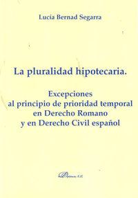 PLURALIDAD HIPOTECARIA
