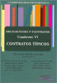 Obligaciones Y Contratos Vi - Cuadernos Practicos Bolonia - Fco.  Lledo Yague (ed. )