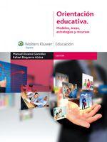 Orientación Educativa. Modelos, Áreas, Estrategias Y Recursos - Rafael Bisquerra Alzina Manuel Álvarez González