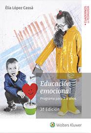 (3 ED) EDUCACION EMOCIONAL - PROGRAMA PARA 3-6 AÑOS