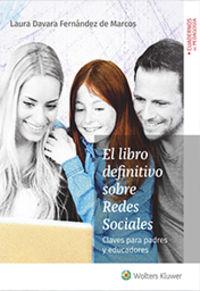 EL LIBRO DEFINITIVO SOBRE REDES SOCIALES - CLAVES PARA PADRES Y EDUCADORES