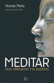 Meditar - En El Hinduismo Y El Budismo (+cd) - Vicente Merlo Lillo