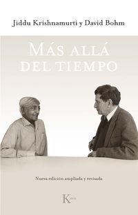 Mas Alla Del Tiempo (ed. Revisada) - Jiddu Krishnamurti / David Bohm