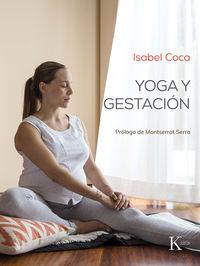 Yoga Y Gestacion - Isabel Coca Camin