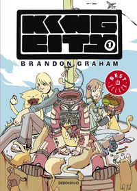 King City 1 - Brandon Graham