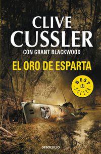 El oro de esparta - Clive  Cussler  /  Grant  Blackwood