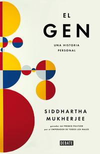 El gen - Siddhartha Mukherjee
