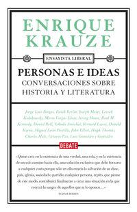 Personas E Ideas - Enrique Krauze