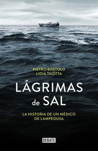 Lagrimas De Sal - Pietro  Bartolo  /  Lidia  Tilotta