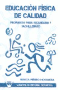 Educacion Fisica De Calidad - Rebeca Piñeiro Mosquera