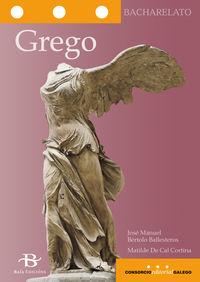 BACH 2 - GREGO (GAL)
