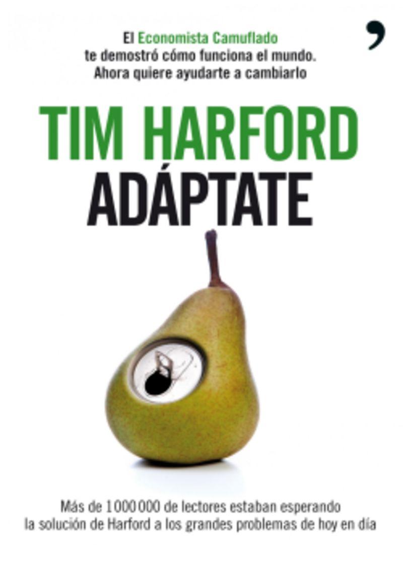 Adaptate - Tim Harford
