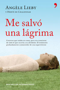 Me Salvo Una Lagrima - Angele  Lieby  /  Herve De  Chalendar