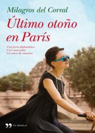 Ultimo Otoño En Paris - Milagros Del Corral