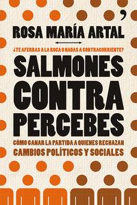 Salmones Contra Percebes - Rosa Mª Artal