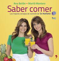 Saber Comer - Ana  Bellon  /  Marilo  Montero