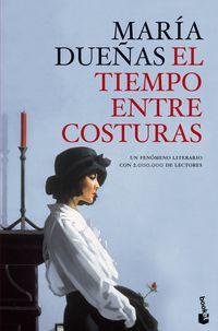 El  (pack)  tiempo entre costuras (+libreta)  (ed limitada) - Maria Dueñas
