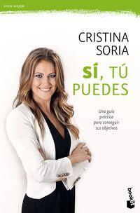 si, tu puedes - Cristina Soria