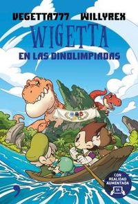 wigetta en las dinolimpiadas - Vegetta777 / Willyrex