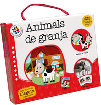 ANIMALS DE GRANJA (MALETA PETITA)