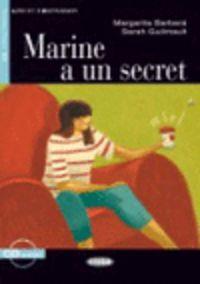 Niveau A2 - Marine A Un Secret + Cd - Margarita Barbera