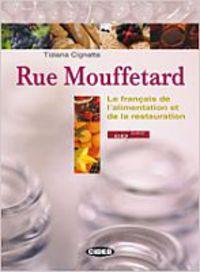 RUE MOUFFETARD (+CD)