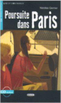 Poursuite Dans Paris (+cd) - N. Gerrier