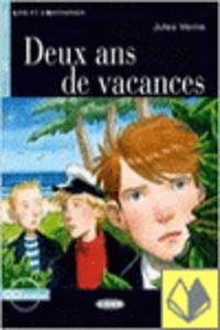 Deux Ans De Vacances (+cd) - Jules Verne